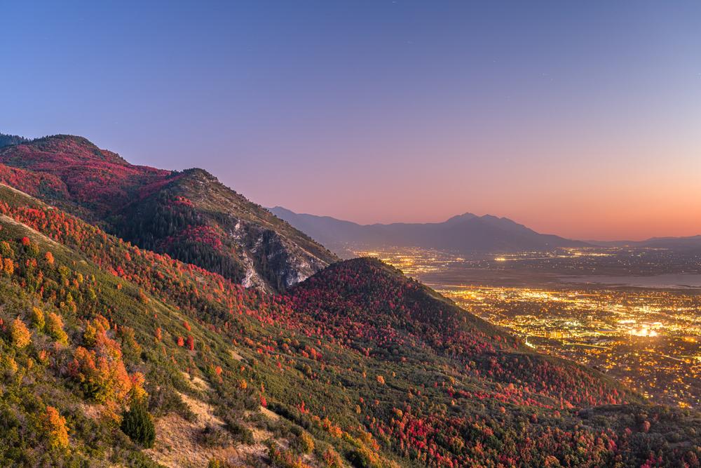 Land surveyor, Utah County